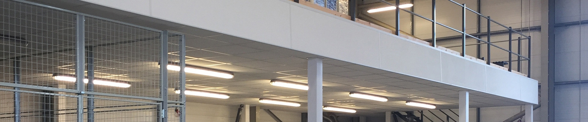 Mezzanine Floors Services : Mezzanine floors dorset hampshire rdp