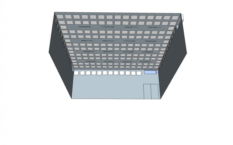 Longspee Academy - 3D Modelling