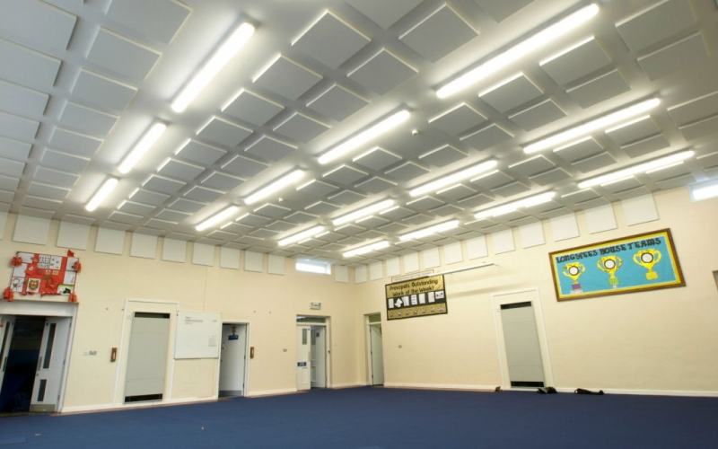 Longspee Academy - Acoustic Panels & Soundproofing