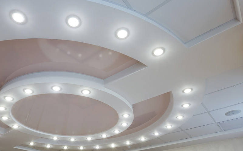 Suspended Ceiling Installation in Bournemouth